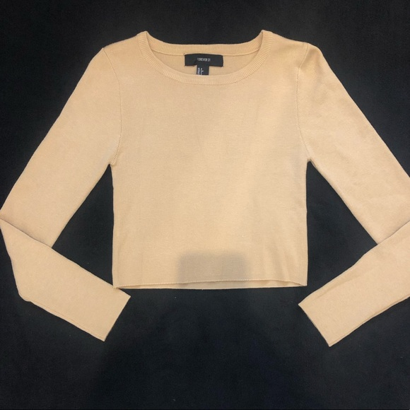 Cropped  sweater (Small)